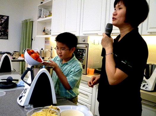 True mix malaysia past events for Comparaison thermomix cooking chef